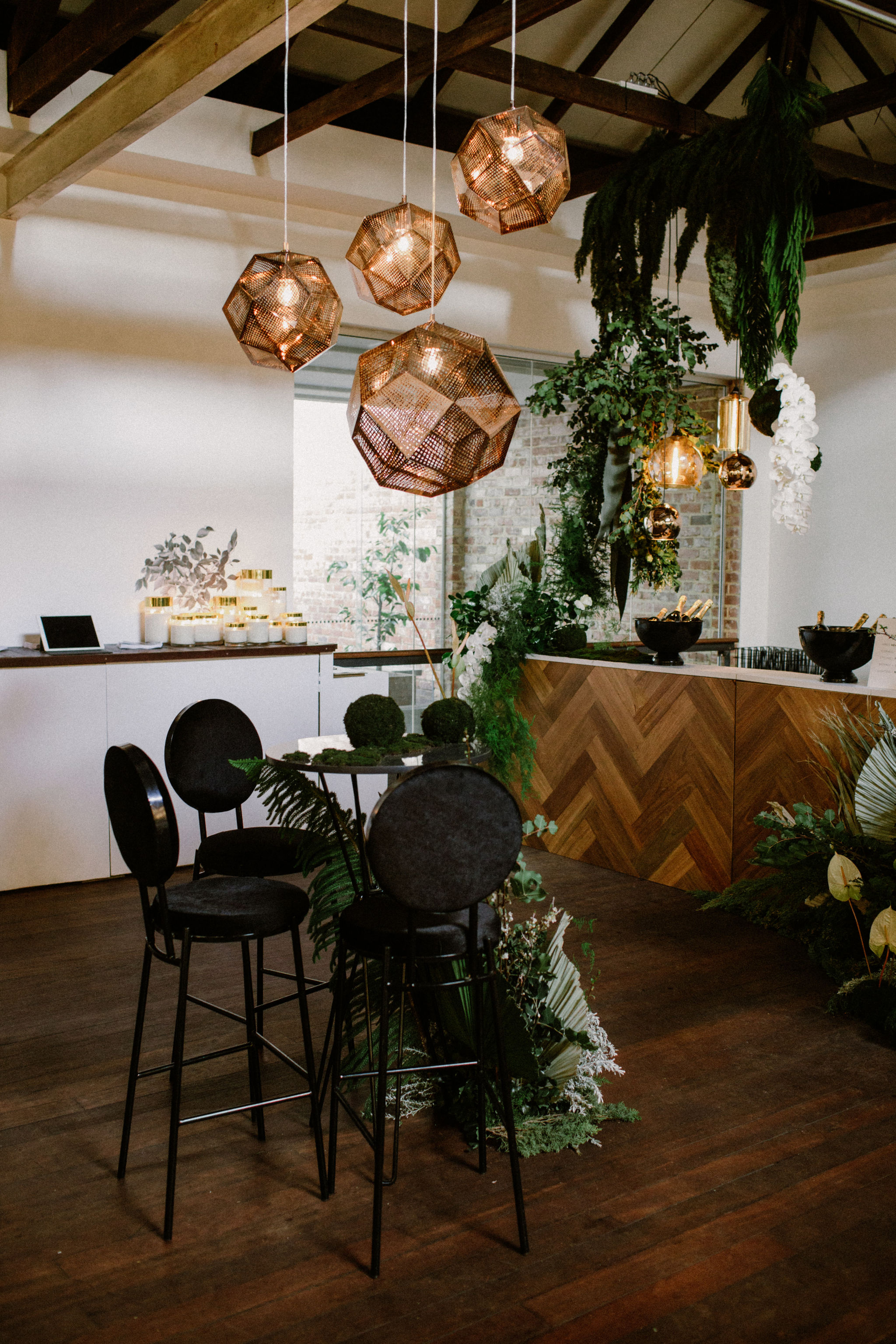 Perth Wedding Lighting Styling Event Micktric Events Flour Factory